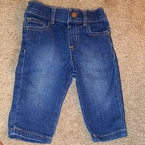 infant jeans 3-6 months